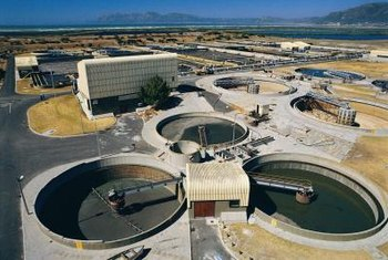 Wastewater treatment plants must make provision for nitrate and nitrite removal.