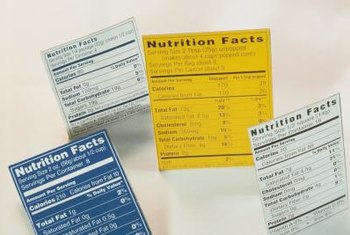 Help kids make healthy food choices by teaching them to read food labels.