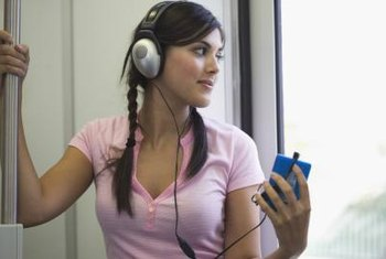Studies show that listening to music at work can increase productivity.
