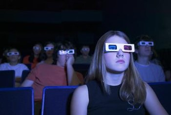 Your audience won't need special glasses to view your 3D effects.