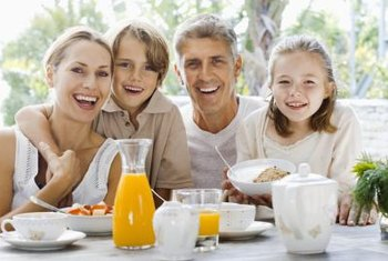 What you eat for breakfast influences how quickly your blood sugar level dips.