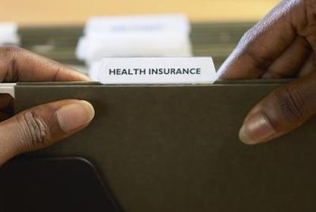 Reimbursement specialists often work in health insurance.