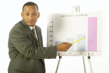 A model can forecast profitability based on past growth.