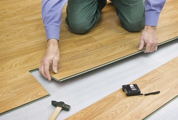 The use of the basement space comes into play when choosing suitable flooring.