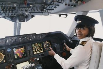 Regional pilots are usually aiming for jobs at bigger airlines.