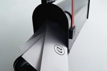 Email advertising is a less expensive alternative to snail mail.