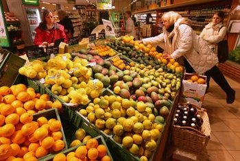 Buy organic produce in season for the lowest prices.