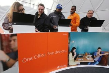 Office 365 includes both desktop and Web-based email clients.