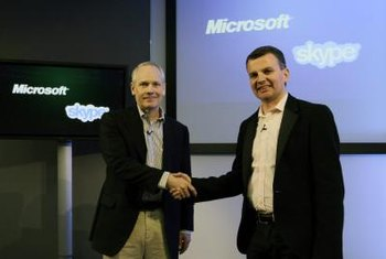 Microsoft purchased Skype in May 2011.