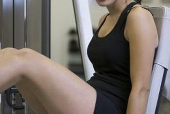 Improving your upper thighs takes commitment.
