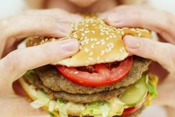 Eating fast food frequently can cause health problems.