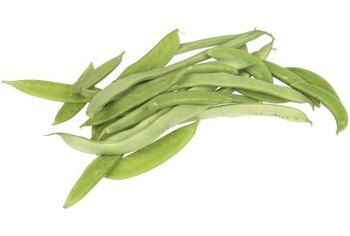 Butterbeans are a staple in Southern cooking.
