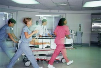 A perfusion assistant often helps transport the patient.
