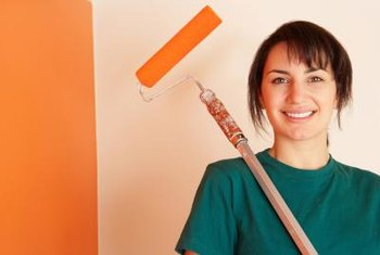 Start a painting company with basic tools and business know-how.