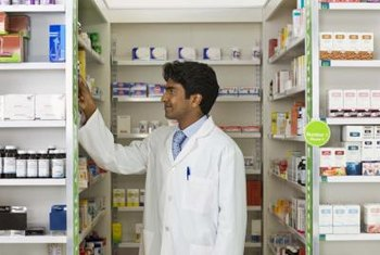 Pharmacists earn three to four times more than their pharmacy techs.