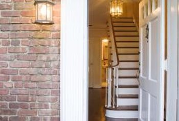 An attractive staircase sets the tone of your home and becomes a beautiful focal point.