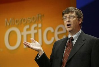 Microsoft Office programs other than Word do not support the address book feature.