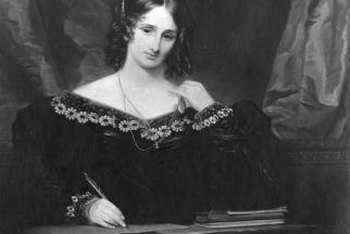 "Mary Shelley found her own writer's destiny in writing ""Frankenstein."""
