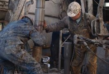 Metals used in the oil industry should be tough and corrosion resistant.