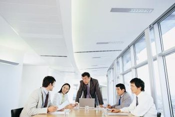 Management consultants work closely with companies in a variety of industries.