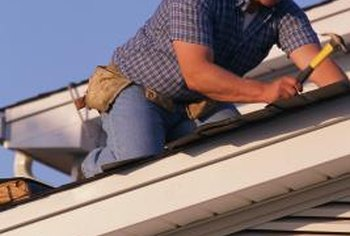 Because of the dangers involved, roofing is a job best left to pros.