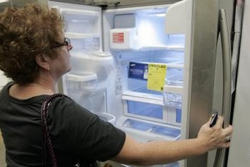 Replace your inefficient refrigerator with an Energy Star-rated unit.