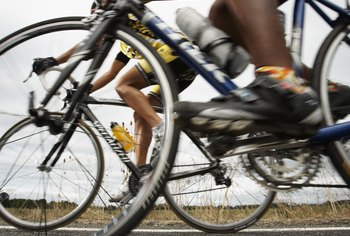 Cycling can help you blast abdominal fat.