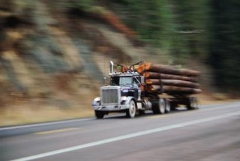 Federal law limits the average work week for truck drivers to 70 hours.