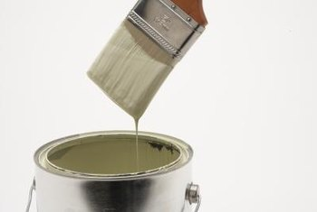 Use high-quality painting tools to spread the paint evenly.