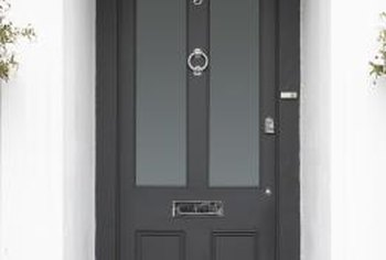 Fiberglass doors come in both smooth and embossed finishes to mimic the look of steel or wood.