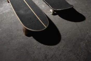 Longboard skateboards offer a smoother ride and are more stable.