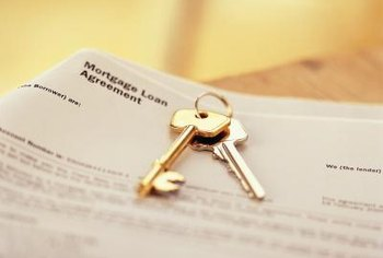 All parties responsible for the loan must sign the mortgage agreement.