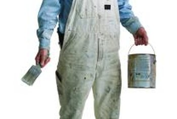 Painters can insure against work-related accidents.