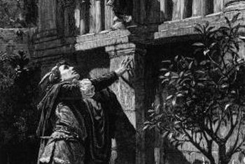 "Shakespeare's use of symbolism in ""Romeo and Juliet"" helps to propel the play to its tragic end."