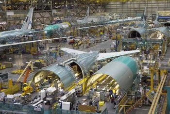 Aircraft assembly's complexity belies the simplicity of ideas for improving it.