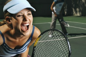 Take it off at your weekly recreational tennis match.