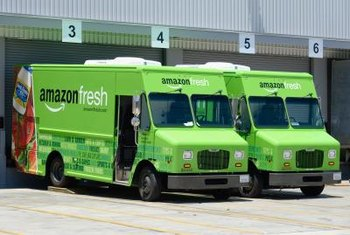 Amazon's grocery delivery market could reach 40 U.S. cities by 2014.