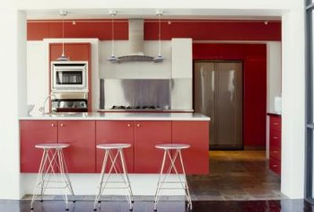 A fresh coat of paint can help you stretch your remodeling budget.