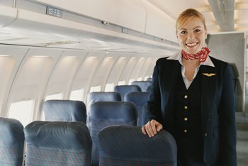 Airlines are required by law to provide flight attendants to assist passengers.