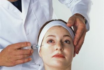Injections to treat facial wrinkles are among the most common cosmetic surgery treatments in the United States.