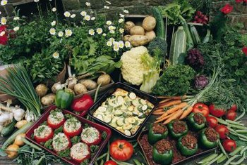 A backyard vegetable garden can improve your diet at very little cost.