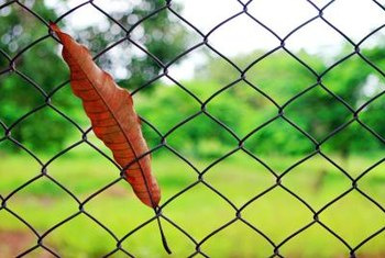 Chain-link fencing can last for decades if installed correctly.