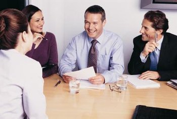 Invite other team members to help conduct second interviews.