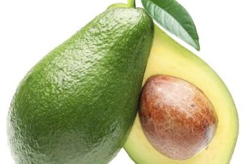 Avocados are typically pesticide-residue-free, even if not organically grown.