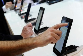 Amazon, Asus, Google and Samsung are among the top producers of Android-based tablets.