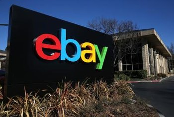 EBay's mobile apps let you sell on the move.