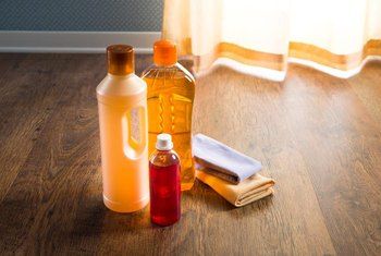 Reserve lemon oil for use on very old, very dull floors.