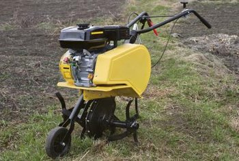Give your tiller a rest until you're ready to take a short break from gardening.