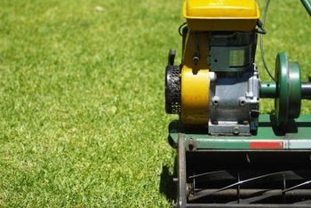 Mowers can be expensive but the cost is deductible.