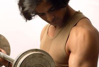 Building muscle mass requires increasing your caloric intake.